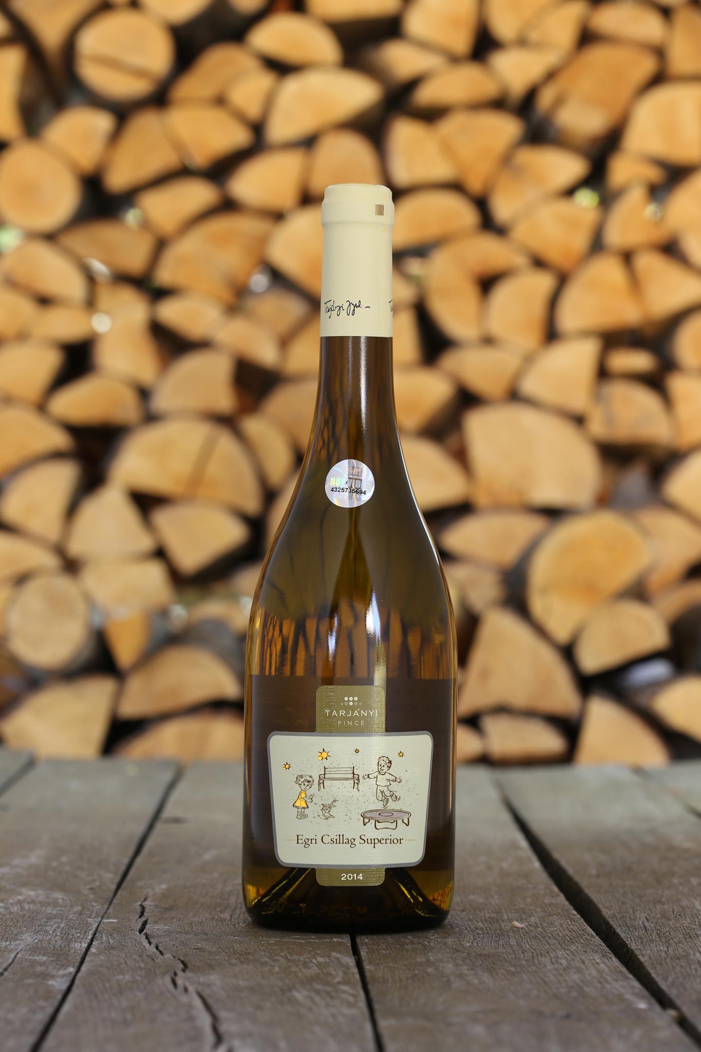 száraz fehér cuvée bor